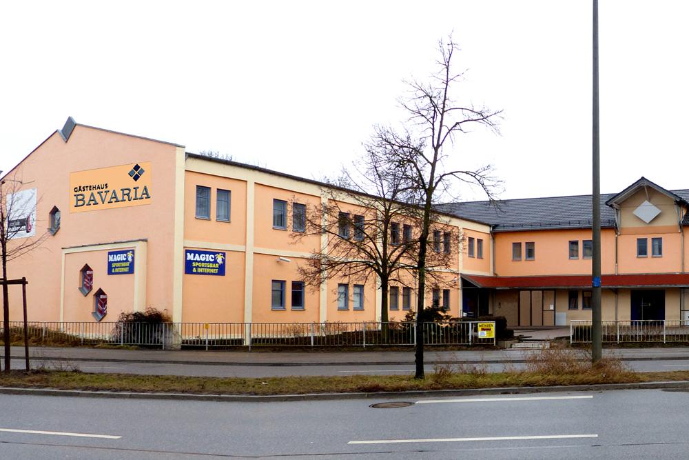Außenansicht Gästehaus Gaestehaus Bavaria Regensburg