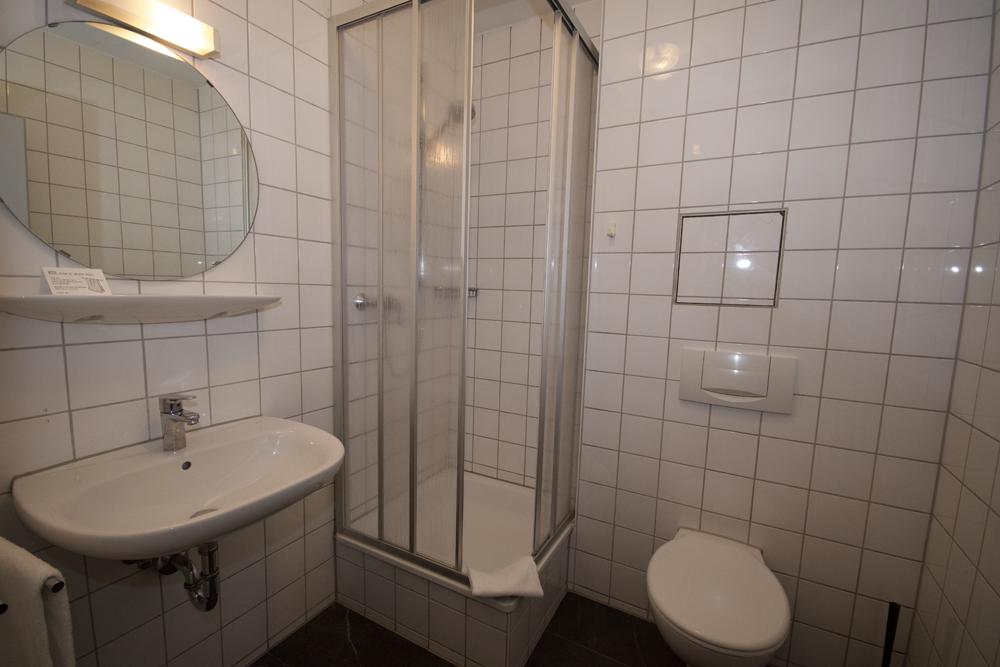 Zimmer Bad Gästehaus Gaestehaus Bavaria Regensburg