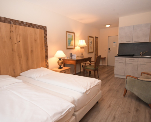 Double Apartment Room Gaestehaus Bavaria Regensburg Germany