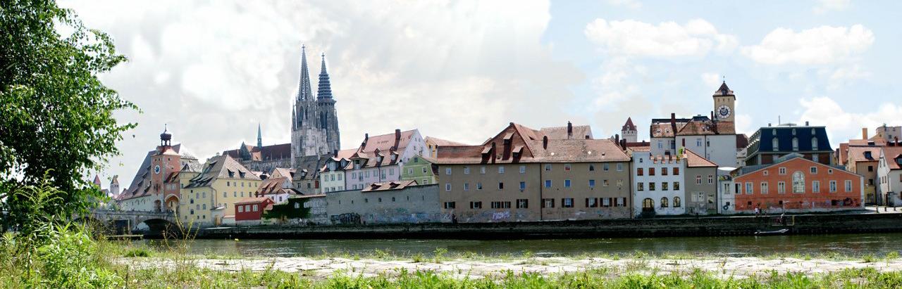 Regensburg Stadt Gästehaus Gaestehaus Bavaria Regensburg